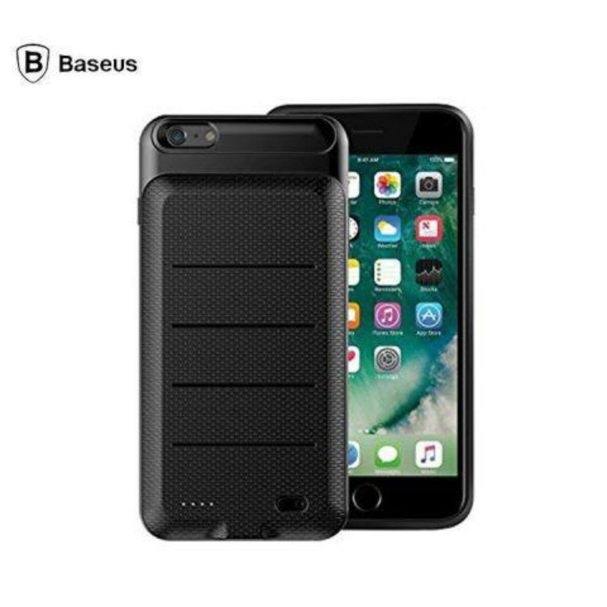 Baseus Power Bank tok, Ample Backpack 3600 mAh iPhone 6/6s Plus, fekete (ACAPIPH6SP-XB01)