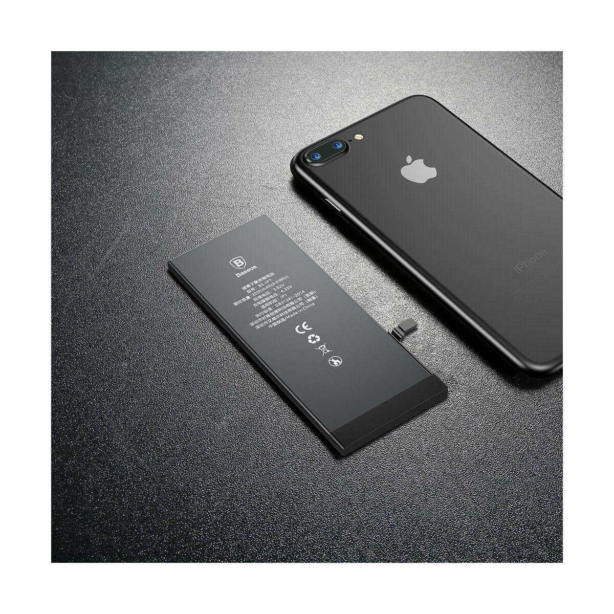 Baseus nagy teljesítményű akkumulátor iPhone 7-hez, 2250 mAh (ACCB-BIP7)