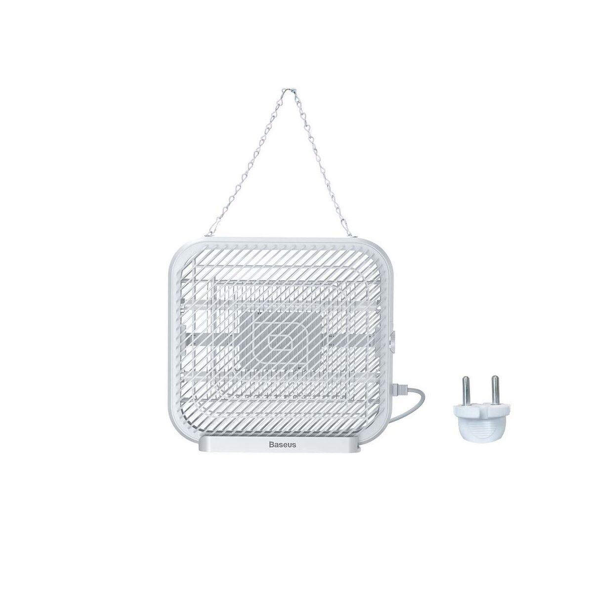 Baseus otthon, Breeze szúnyogírtó, falra akasztható (EU) fehér (ACMWD-FB02)