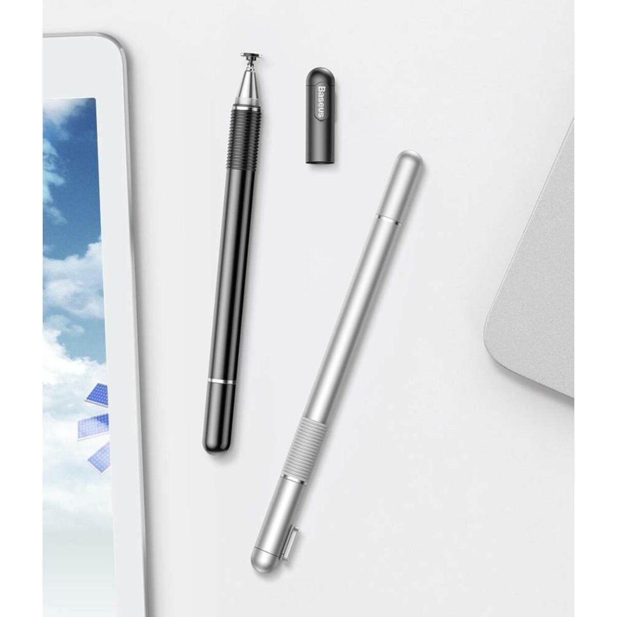 Baseus Tablet kiegészítő, toll Golden Cudgel Capacitive Stylus, fekete (ACPCL-01)