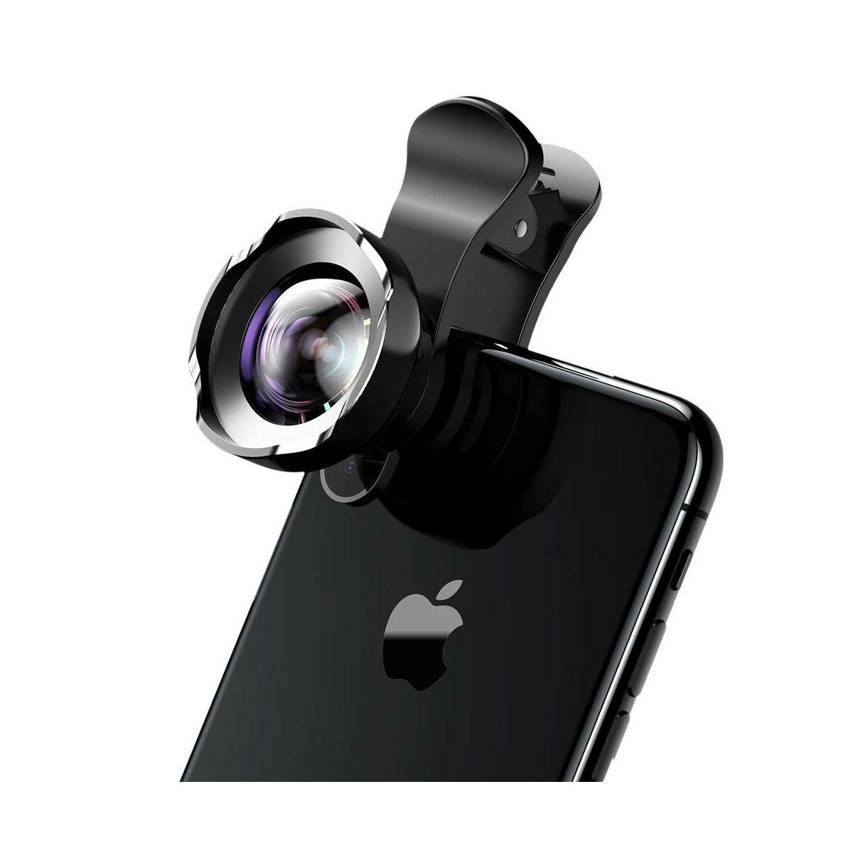 Baseus kamera optika mobilhoz Short Videos Magic (Hi-definition), fekete (ACSXT-A01)