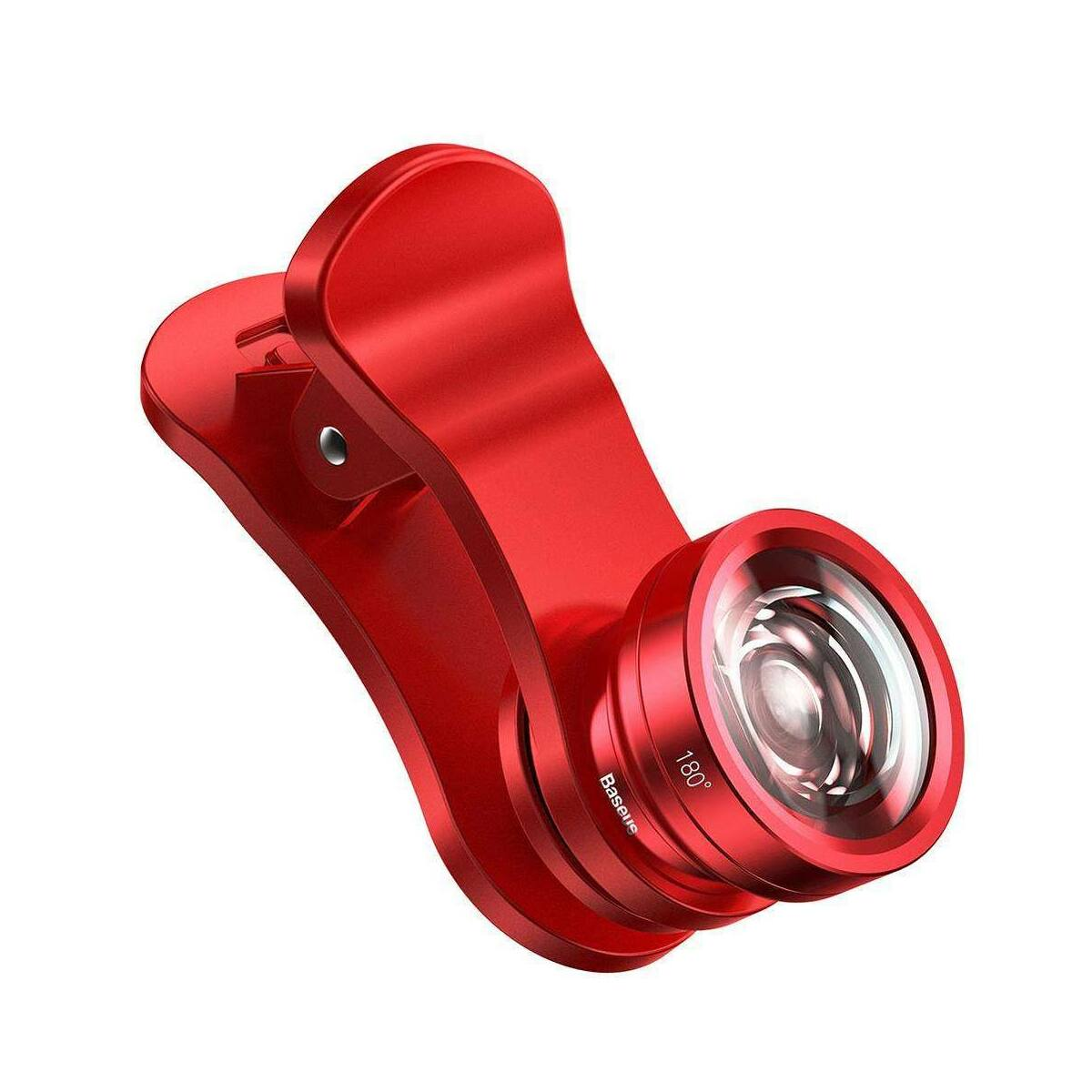 Baseus kamera optika mobilhoz Short Videos Magic (Professional), piros (ACSXT-B09)