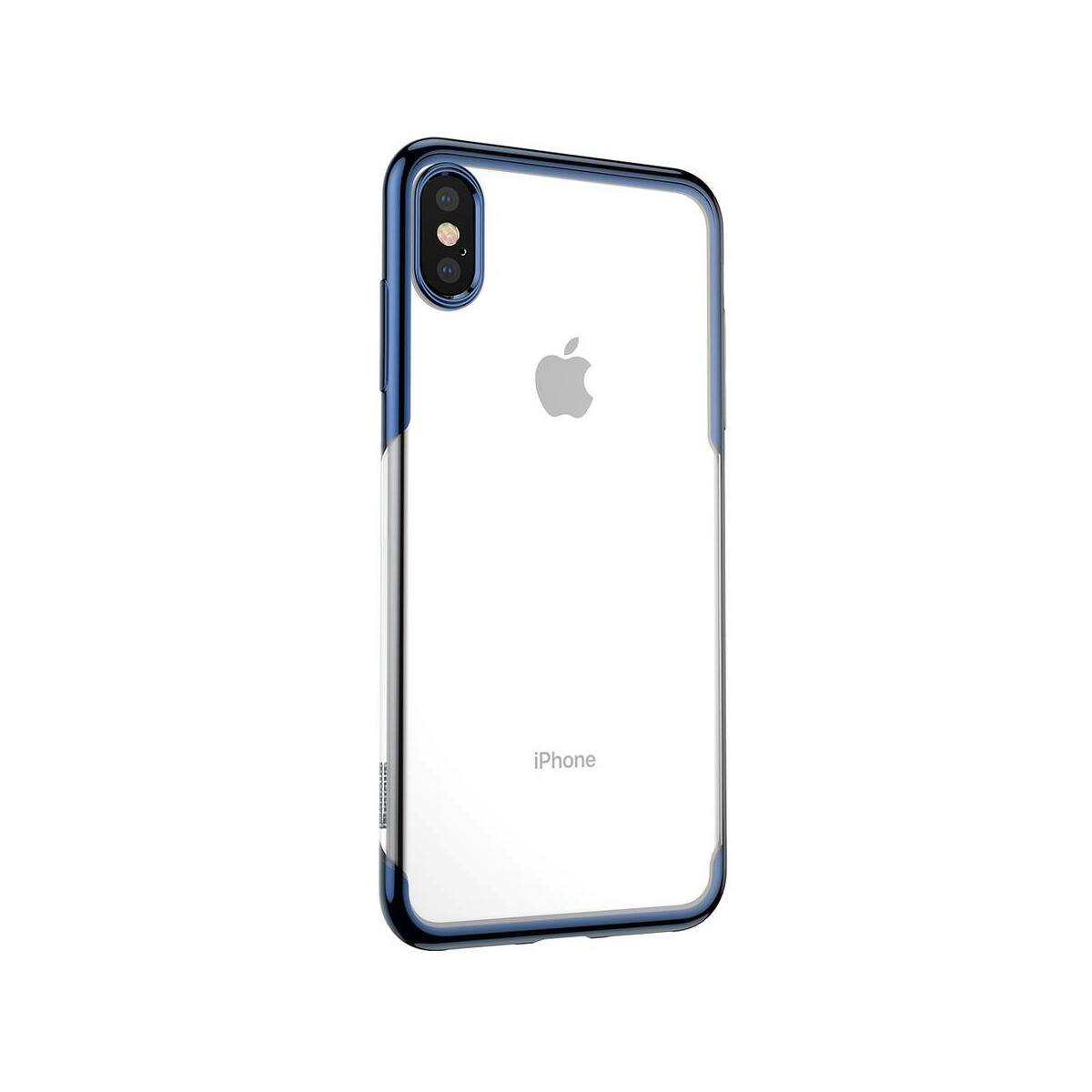 Baseus iPhone XS tok, Shining, kék (ARAPIPH58-MD03)