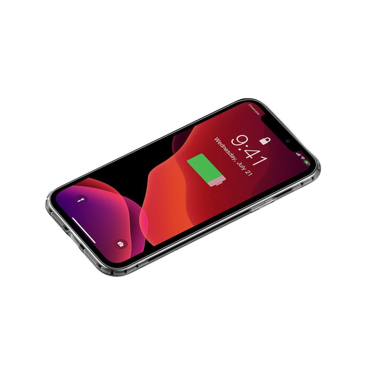 Baseus iPhone 11 Pro tok, Safety Airbags, átlátszó (ARAPIPH58S-SF02)