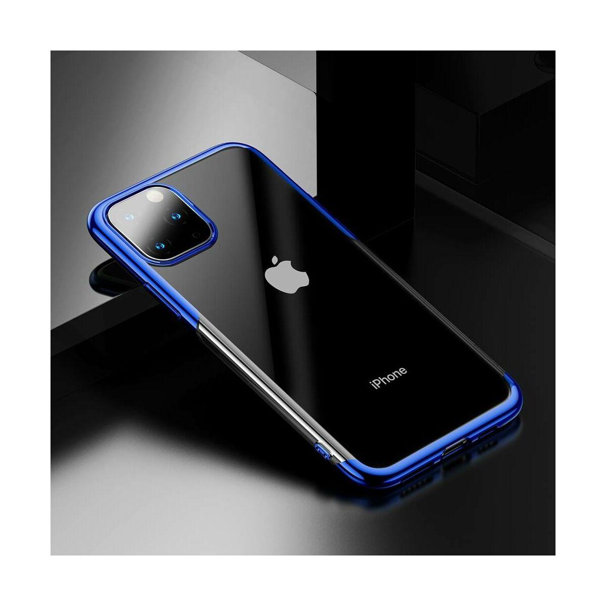 Baseus iPhone 11 Pro Max tok, Shining, kék (ARAPIPH65S-MD03)