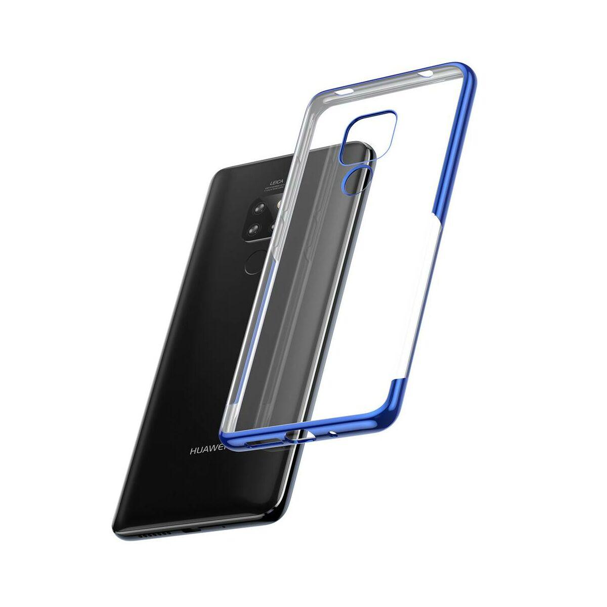 Baseus Huawei Mate 20 tok, Shining, kék (ARHWMate 20-MD03)