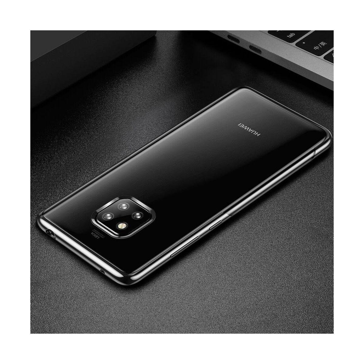 Baseus Huawei Mate 20 Pro tok, Shining, fekete (ARHWMate 20P-MD01)