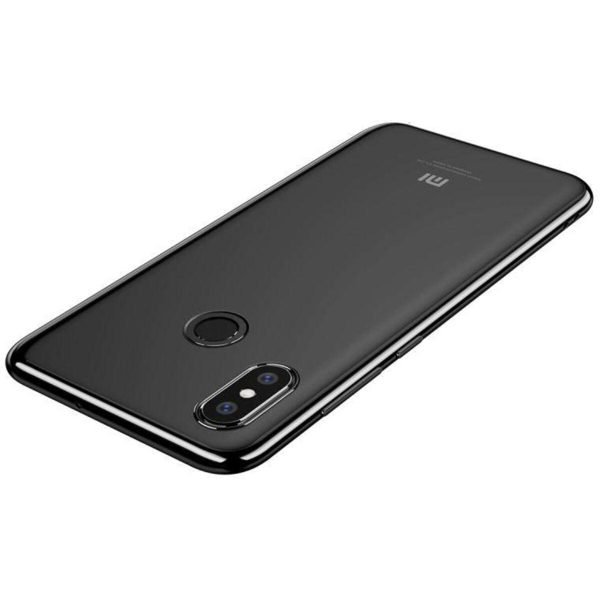 Baseus Xiaomi MI 8 tok, Shining, fekete (ARMIM8-MD01)