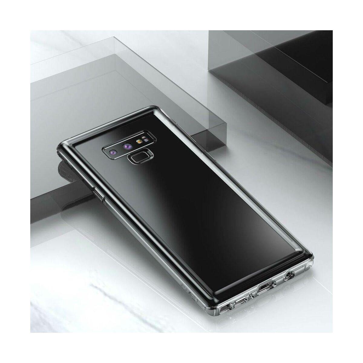Baseus Samsung Note 9 tok, Safety Airbags, átlátszó (ARSANOTE9-SF02)