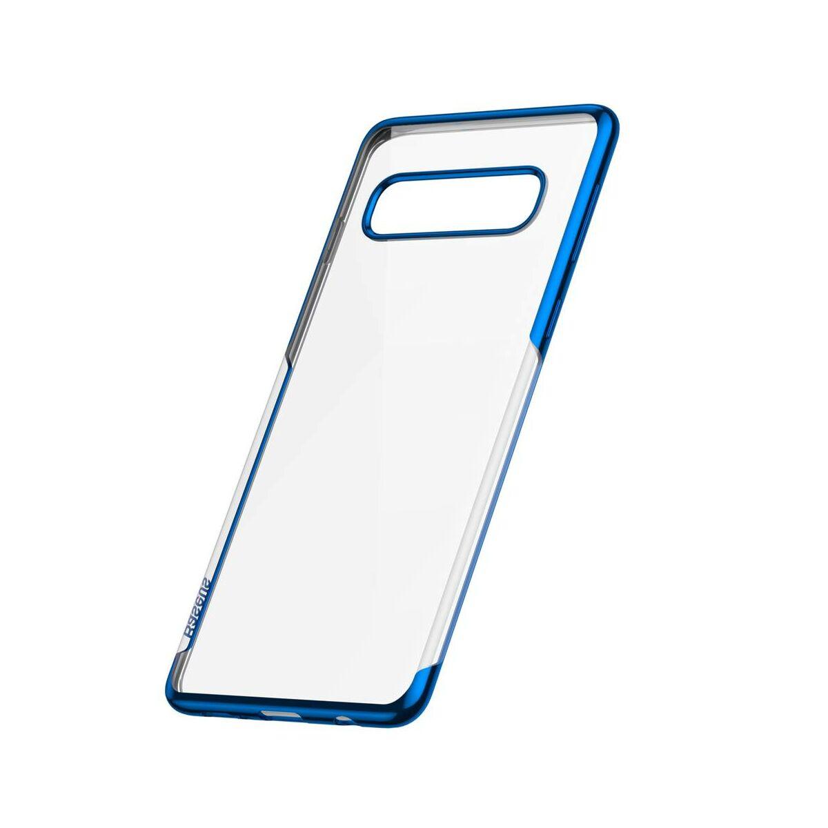 Baseus Samsung S10 tok, Simple, kék (ARSAS10-MD03)