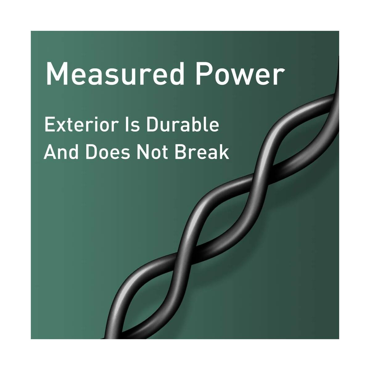 Baseus Type-C kábel, Xiaobai series gyorstöltés, 100W(20V/5A) 1.5m, fekete (CATSW-D01)