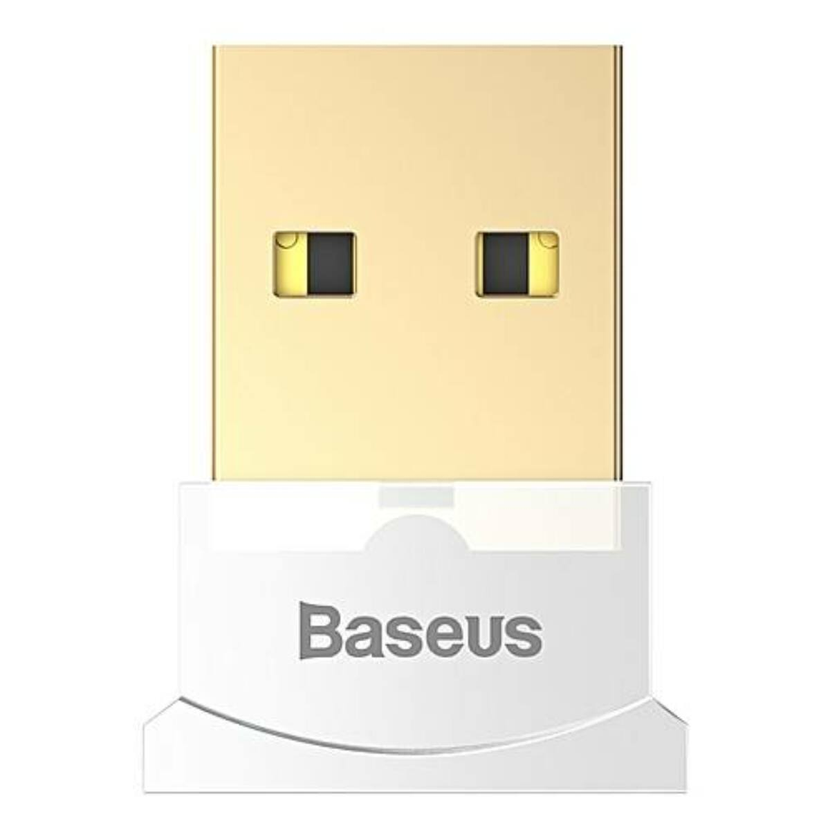 Baseus mini USB Bluetooth V4.0 adapter, fehér (CCALL-BT02)