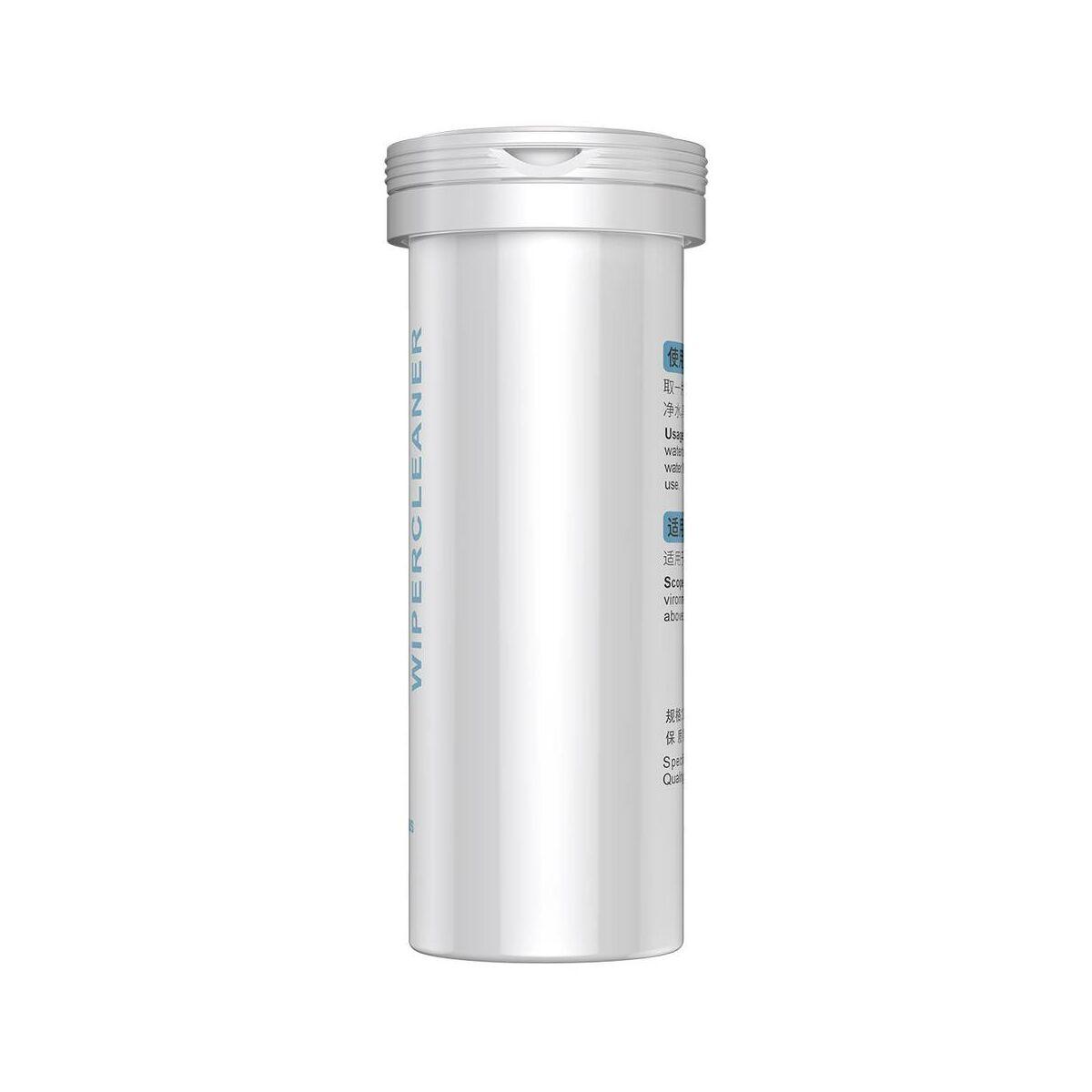Baseus autós kiegészítő, Effervescent szélvédő tisztító tabletták, fehér (CRBLS-02)