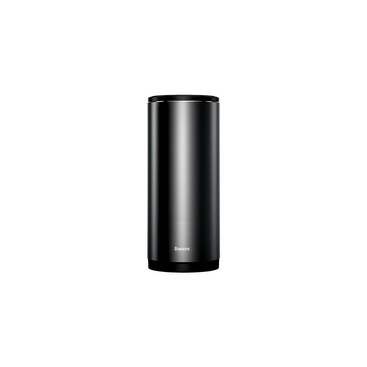 Baseus autós kiegészítő, Gentleman Style szemetes kuka (1 roll/30db a csomag tartalma), fekete (CRLJT-01)