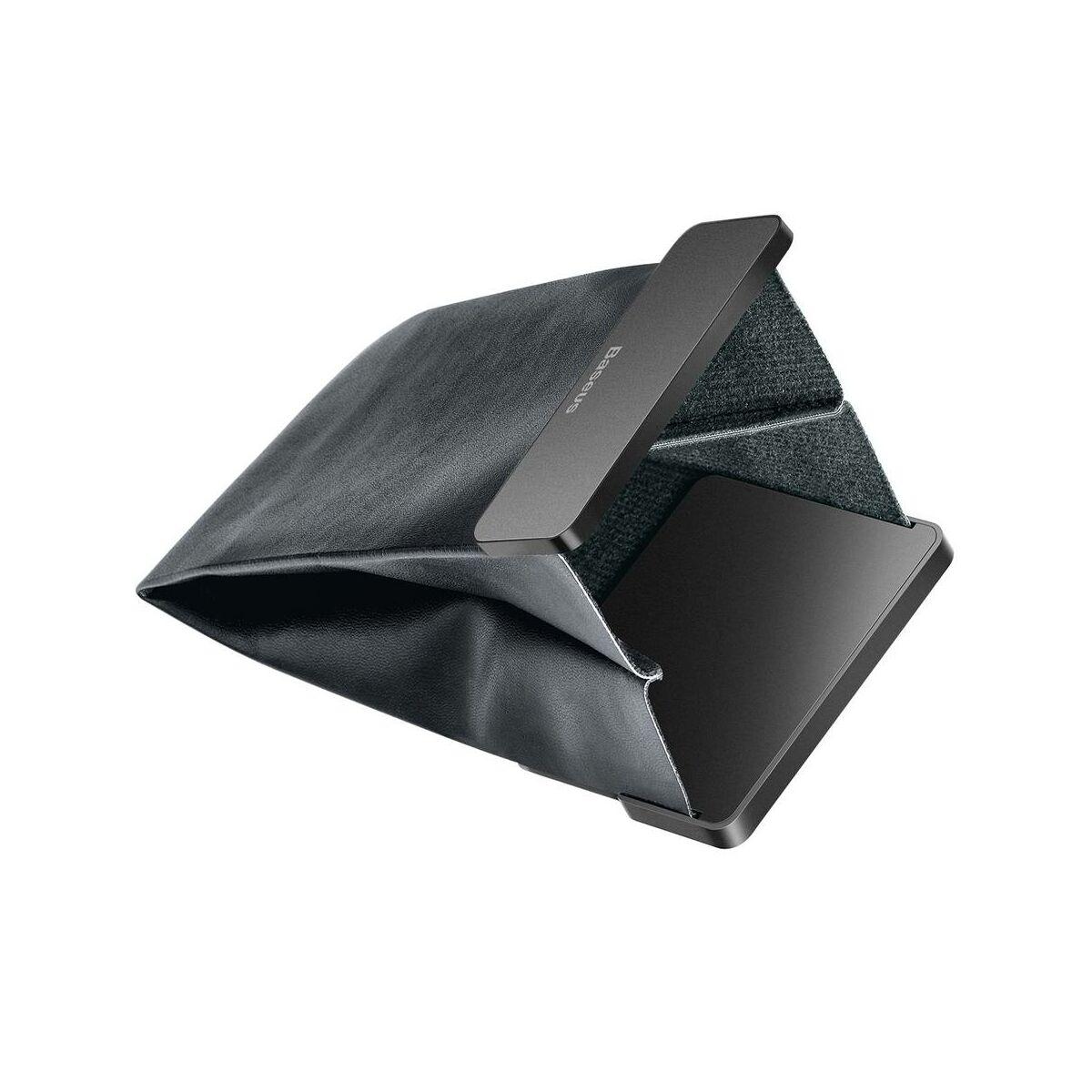 Baseus autós kiegészítő, Magic Car univerzális tároló rekesz az első ülésekhez, fekete (CRSBJ01-01)