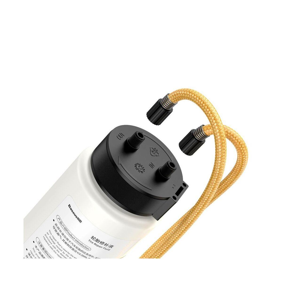 Baseus autós kiegészítő, defekt javító anyag, fehér (CRXBY-02)