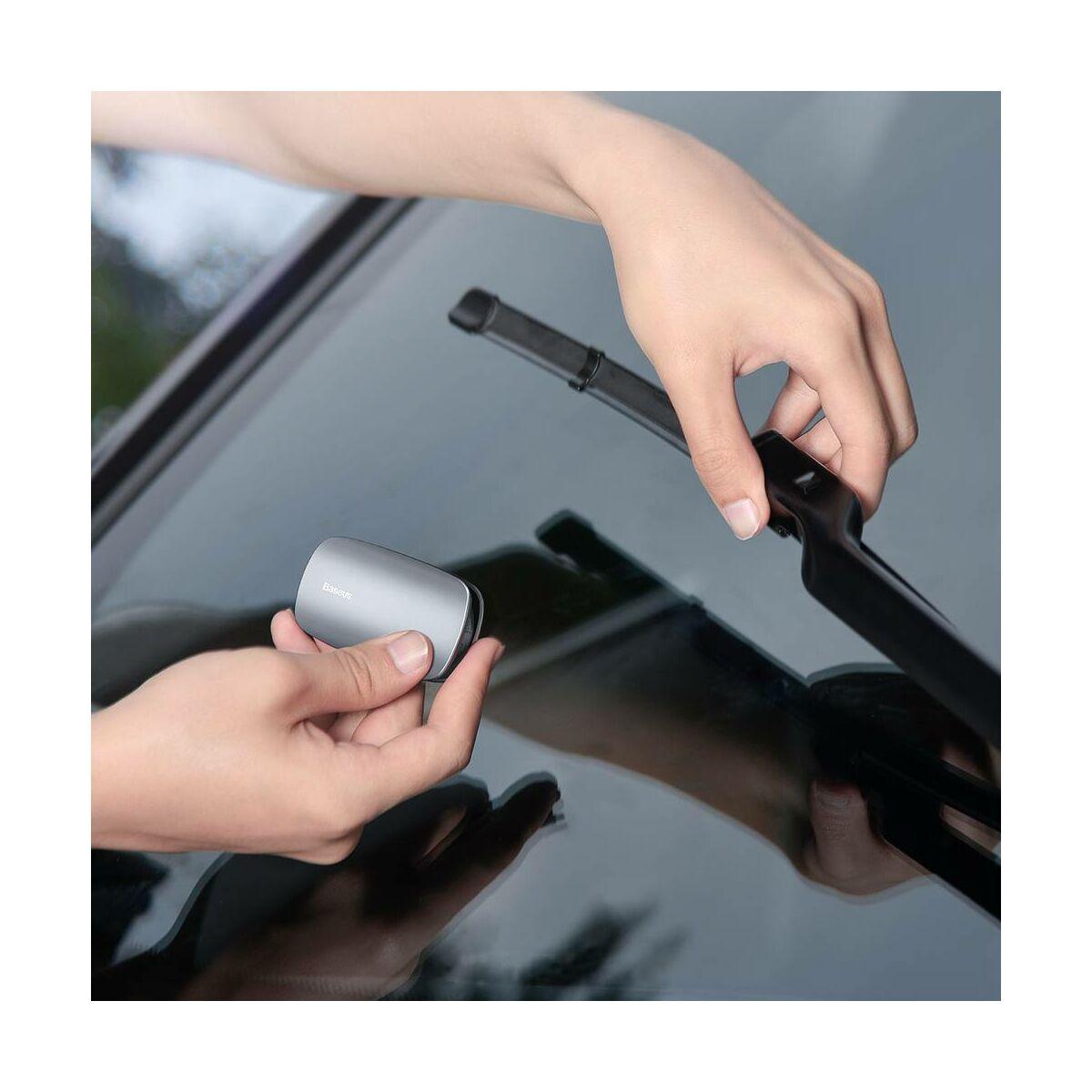 Baseus autós kiegészítő, Rain Wing Személyautó és kamion ablaktörlő lapát élező, alumínium ötvözet, fekete (CRXFQ-0A)