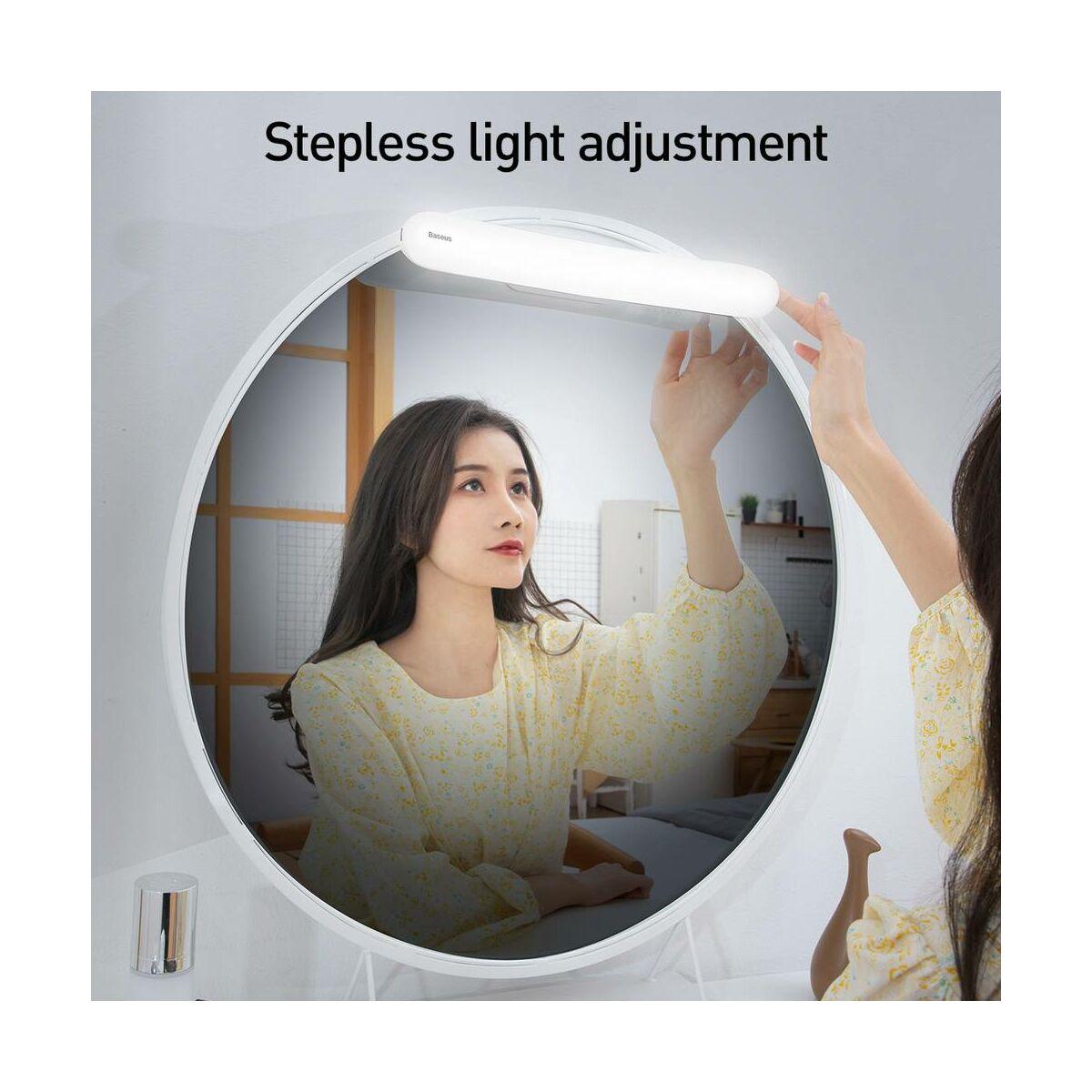 Baseus otthon, Sunshine series fokozat nélküli fényszabályozós tükör / gardrobe fény, hideg fehér (DGSUN-JB02)