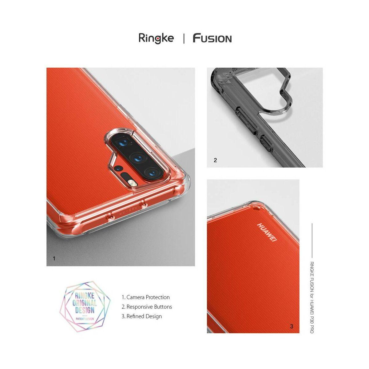 Ringke Huawei P30 Pro tok, Fusion, átlátszó