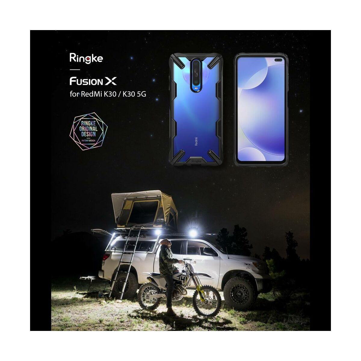 Ringke K30 / K30 5G / Poco X2 tok, Fusion X, fekete
