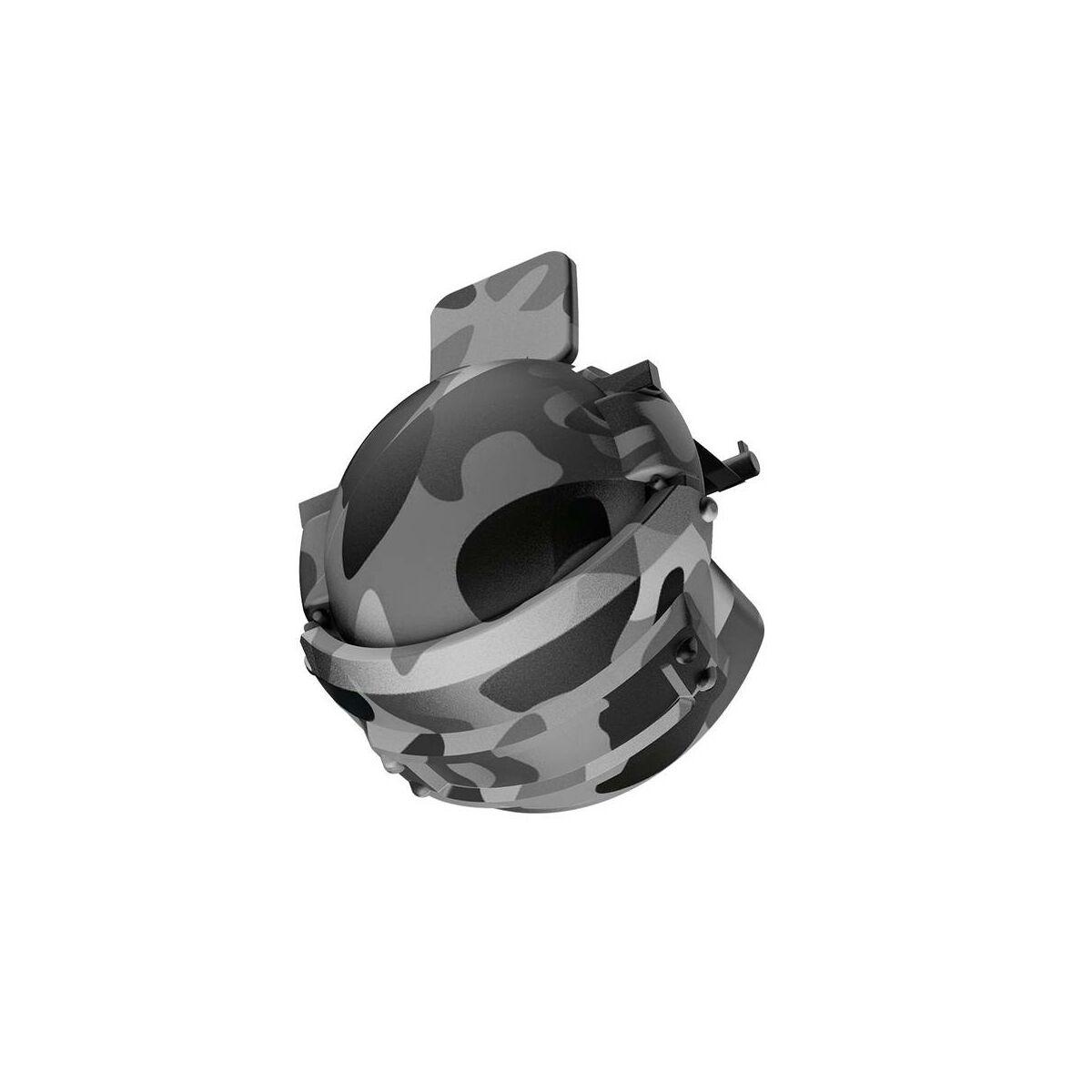 Baseus játék eszköz, Sisak forma, Level 3 PUBG Gadget GA03, Camouflage, terepmintás, fehér (GMGA03-A02)