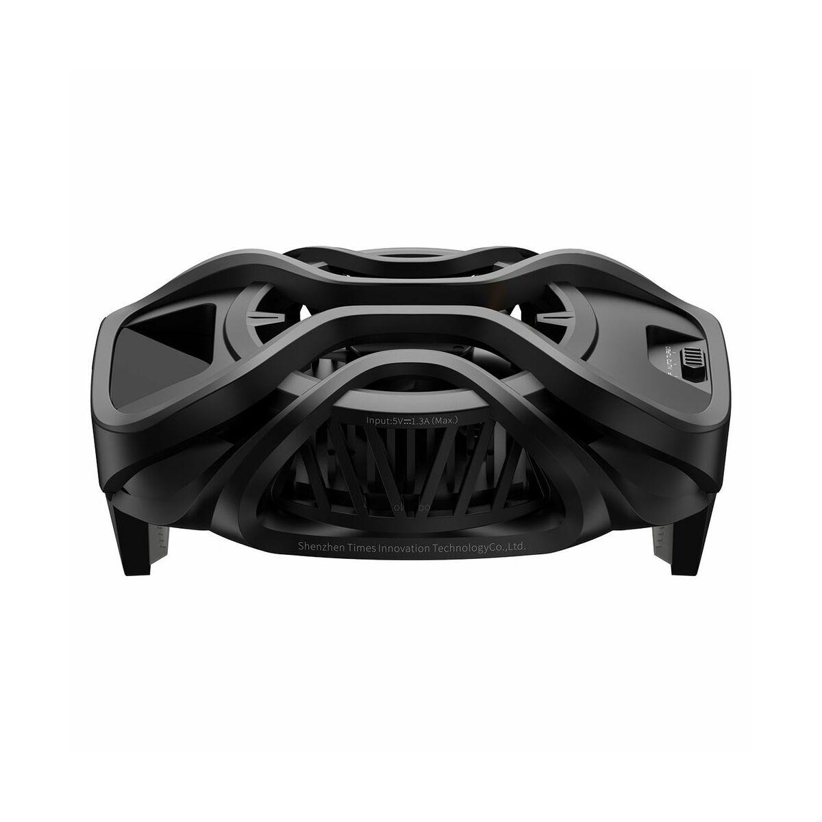Baseus játék eszköz, GAMO Refriger mobiltelefon hűtő GA06, fekete (GMGA06-01)