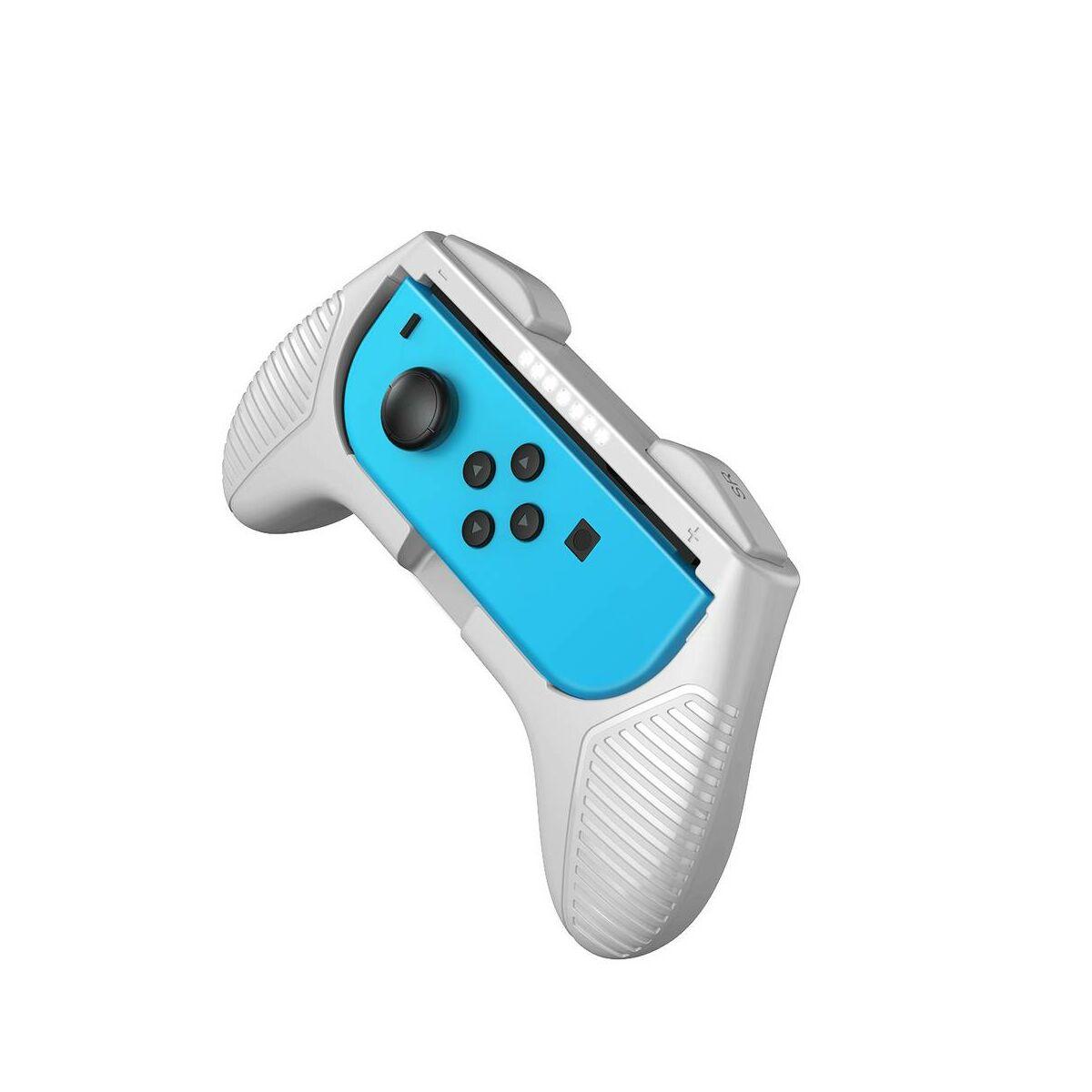 Baseus játék eszköz, Nintendo Switch SW kis fogantyú Joystick pad (2db), szürke (GMSWC-0G)