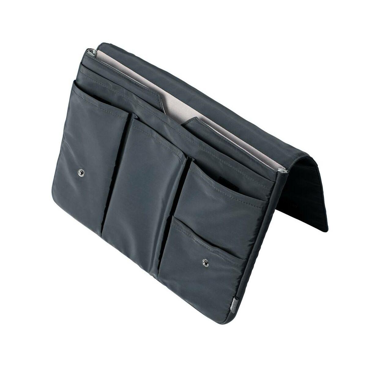 Baseus kézi táska, Basics series, laptop táska (16 inch, 370 x 260 x 20 mm), szürke (LBJN-B0G)
