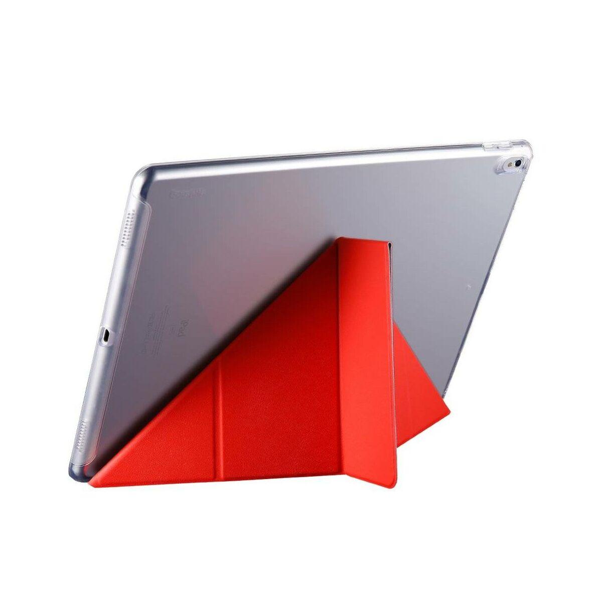 """Baseus iPad Pro 12.9"""" tok, Y-Type bőr tok, piros (LTAPIPD-C09)"""