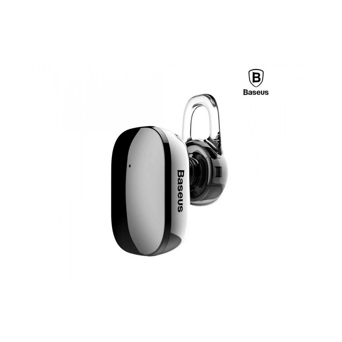 Baseus fülhallgató, Bluetooth Encok A02 Mini vezeték nélküli, fekete (NGA02-0A)