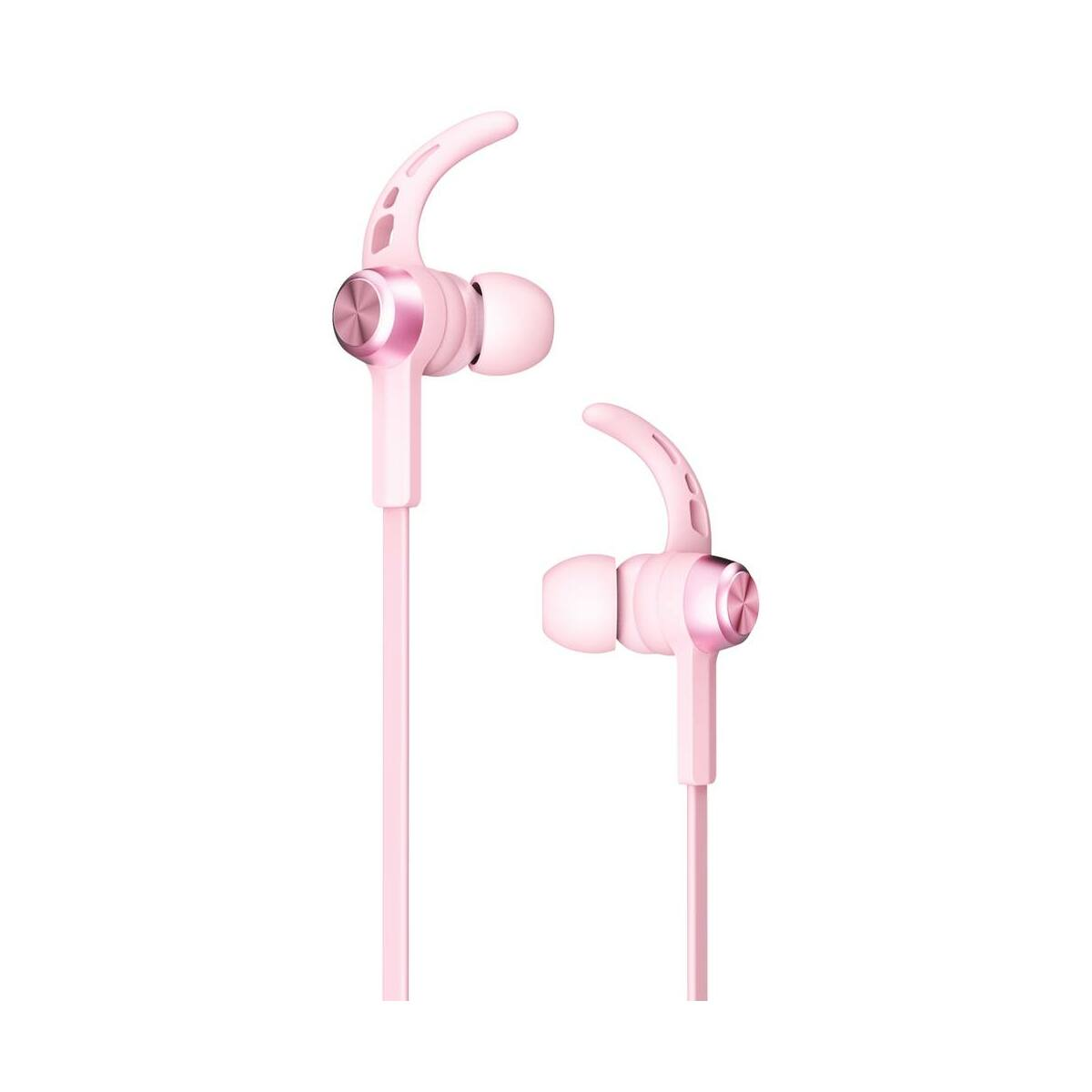 Baseus fülhallgató, Bluetooth Encok B11, Licolor Magnet vezeték nélküli, sakura rózsaszín (NGB11-04)
