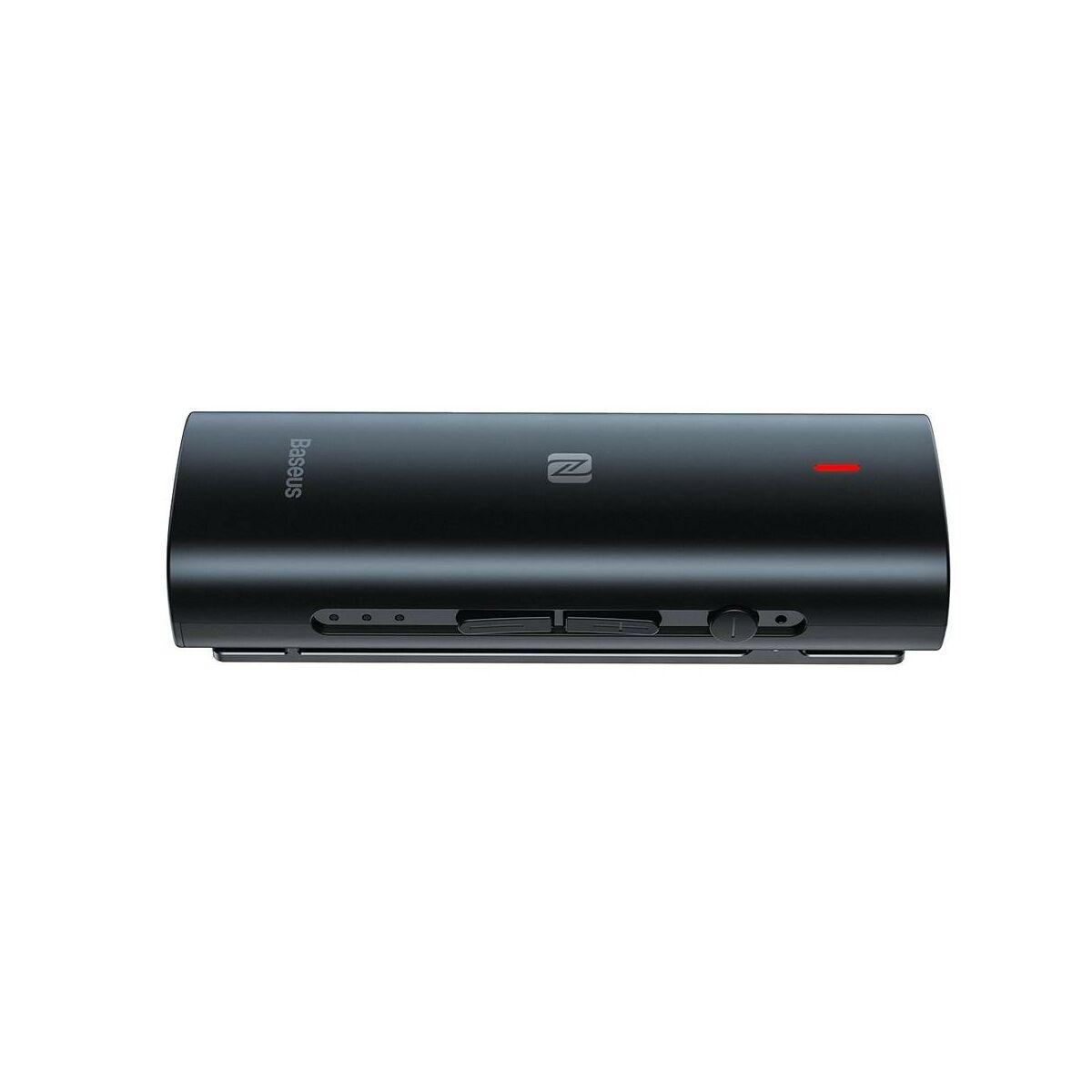 Baseus HUB, BA03 Immersive Virtual 3D Bluetooth audio adapter, fekete (NGBA03-01)