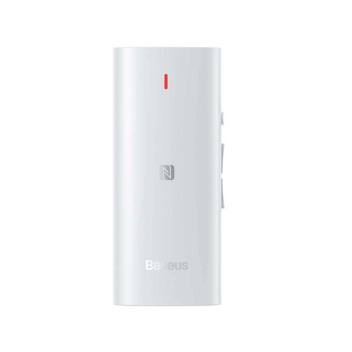 Baseus HUB, BA03 Immersive Virtual 3D Bluetooth audio adapter, fehér (NGBA03-02)