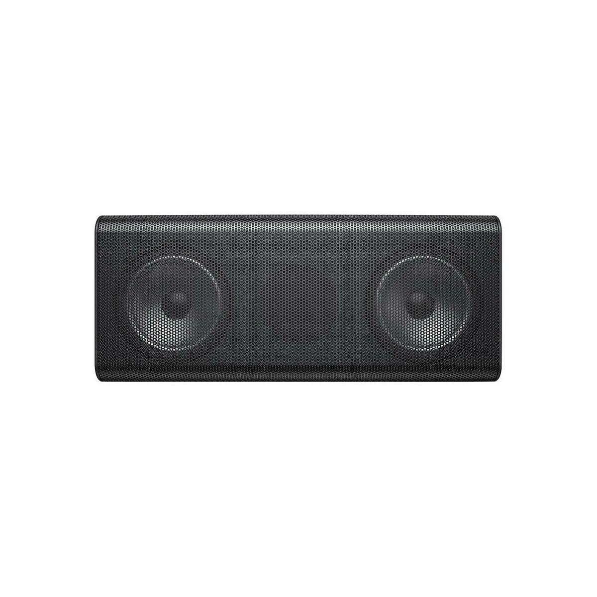 Baseus Hordozható Hangszóró, Bluetooth Encok E08, fekete (NGE08-01)