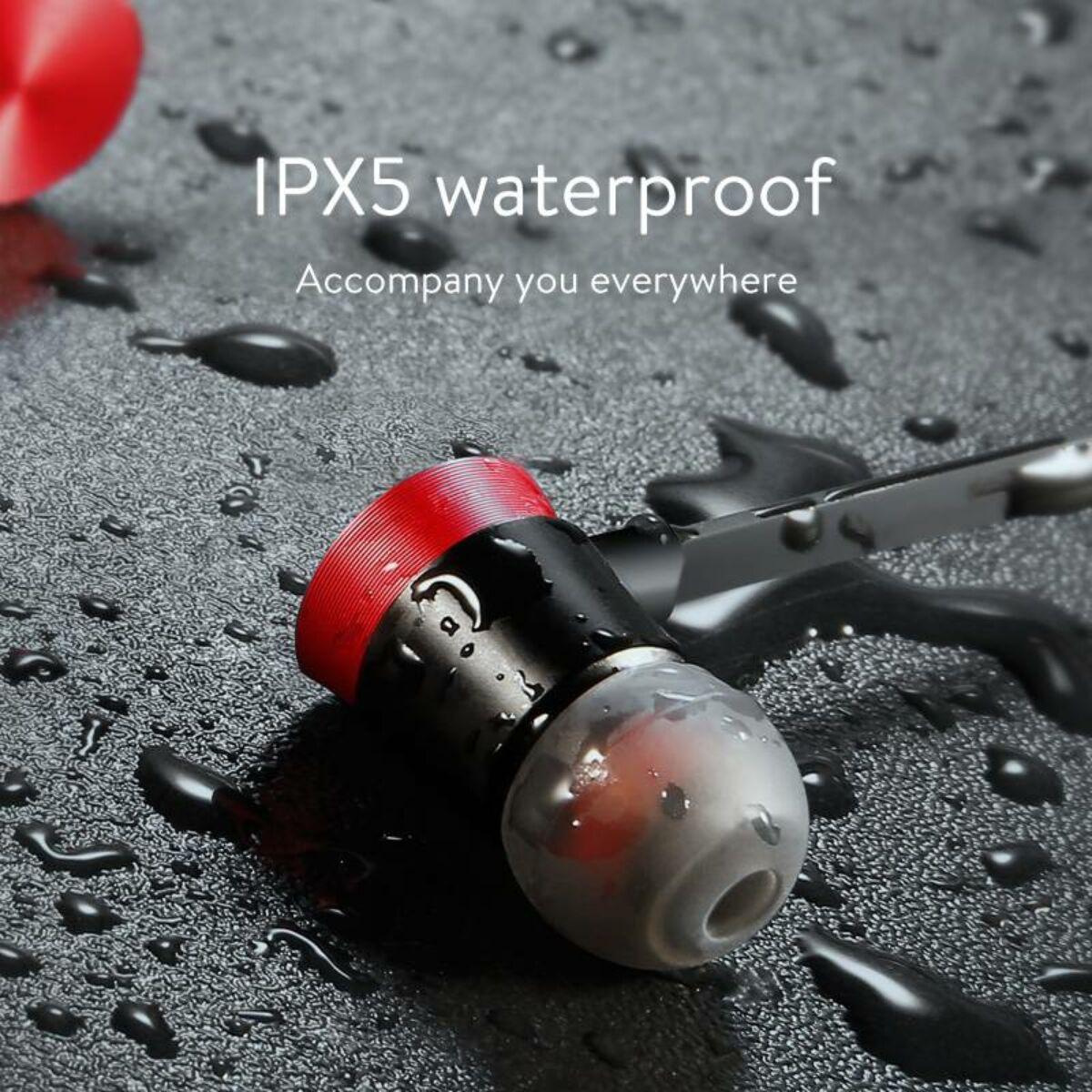 Baseus fülhallgató, Bluetooth Encok S07, Sports vezeték nélküli, fekete (NGS07-01)