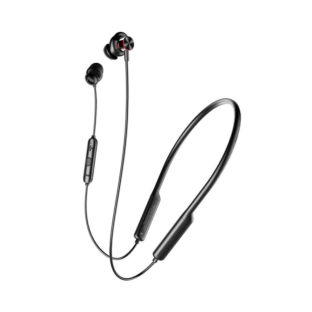 Baseus fülhallgató, Bluetooth Encok S12, fekete (NGS12-01)