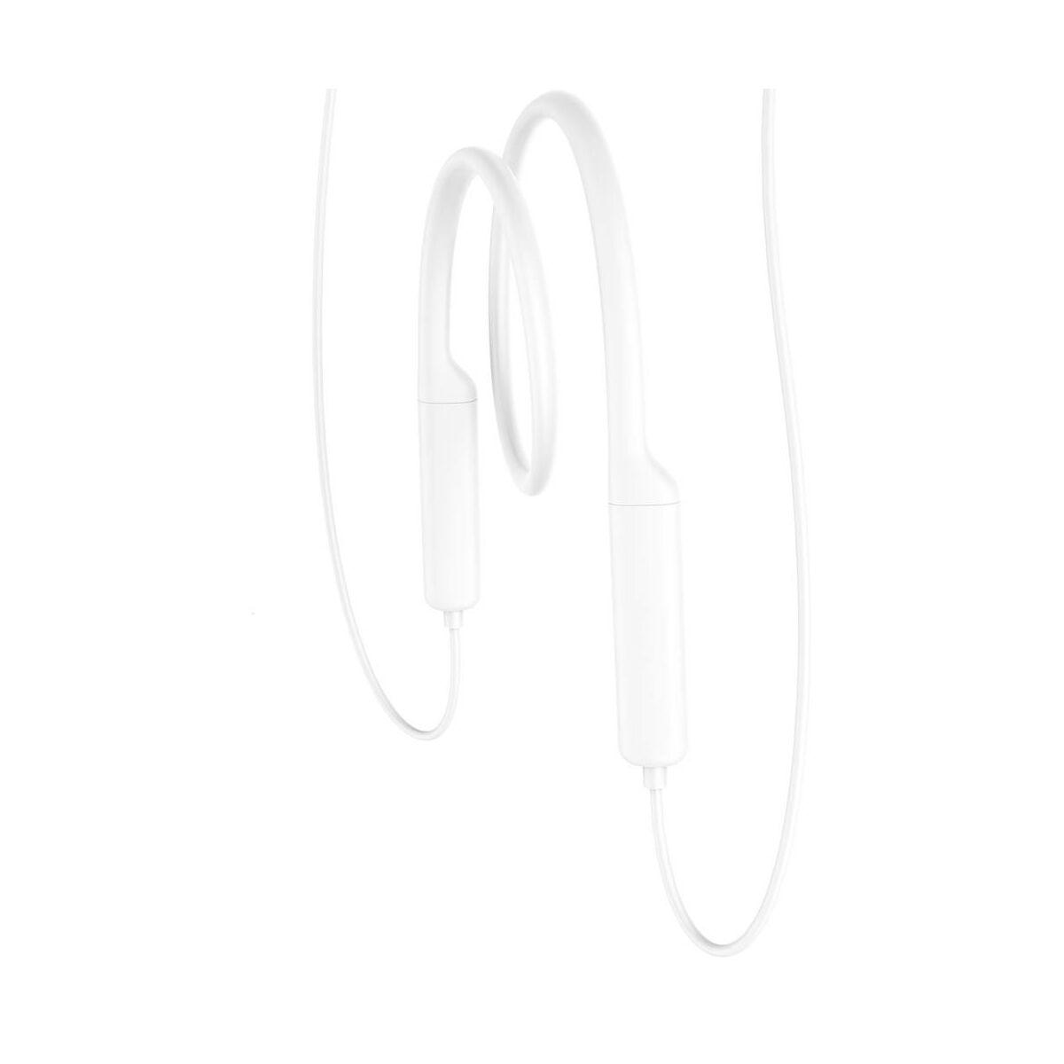 Baseus fülhallgató, Bluetooth Encok S12, fehér (NGS12-02)