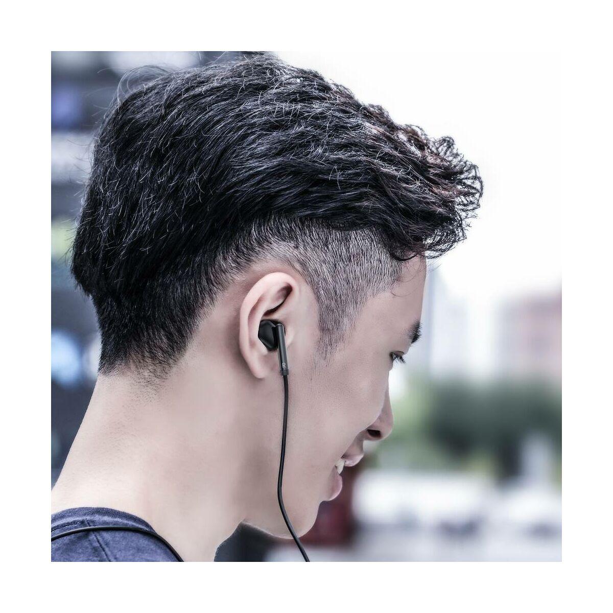 Baseus fülhallgató, Bluetooth Encok S30, vezeték nélküli, fekete (NGS30-0A)