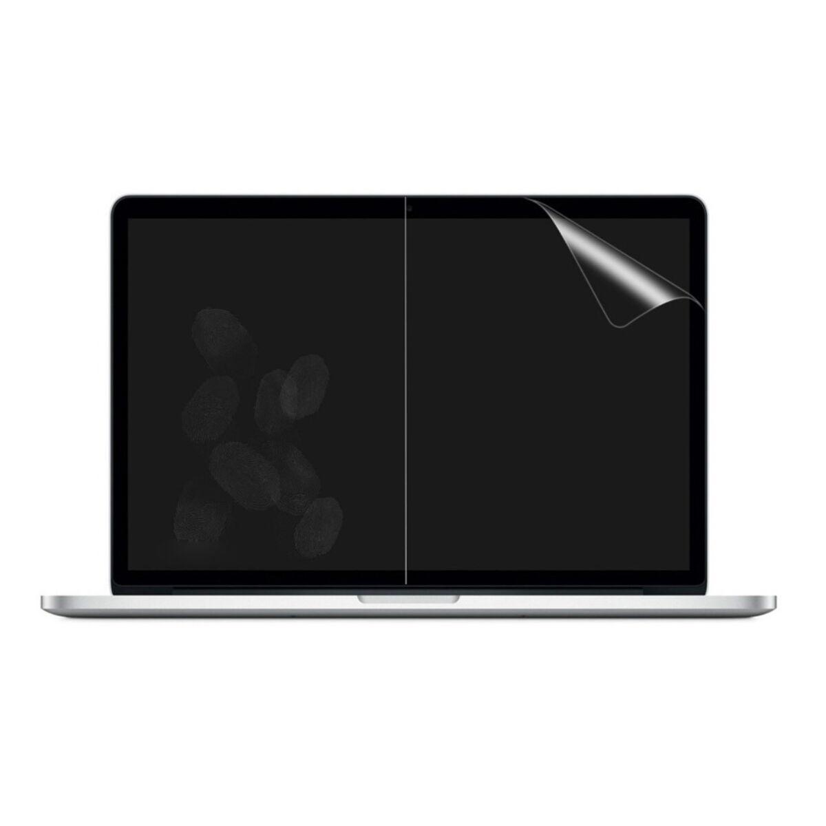WiWU MacBook Pro 15 inch (2016-2019) kijelzővédő fólia, Átlátszó