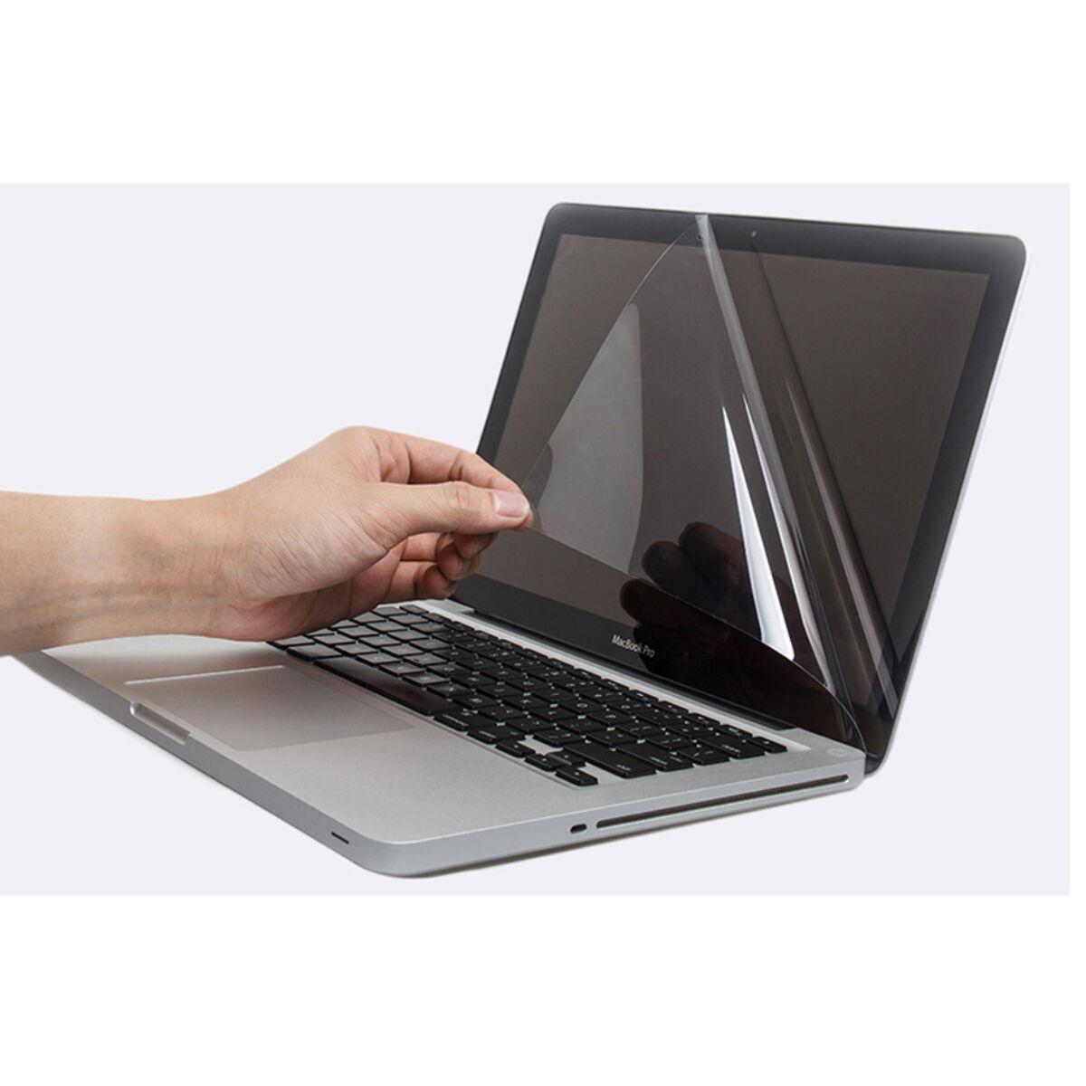 WiWU MacBook 15 inch Touch bar kijelzővédő fólia, Átlátszó