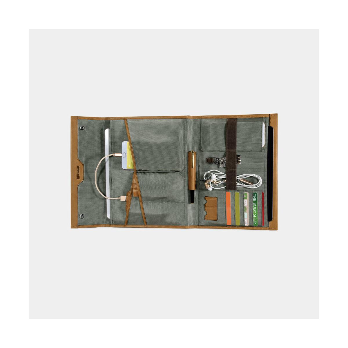 iCarer Kiegészítő Tárolótáska Multifunkcionális vízálló szövet anyagból, szürke