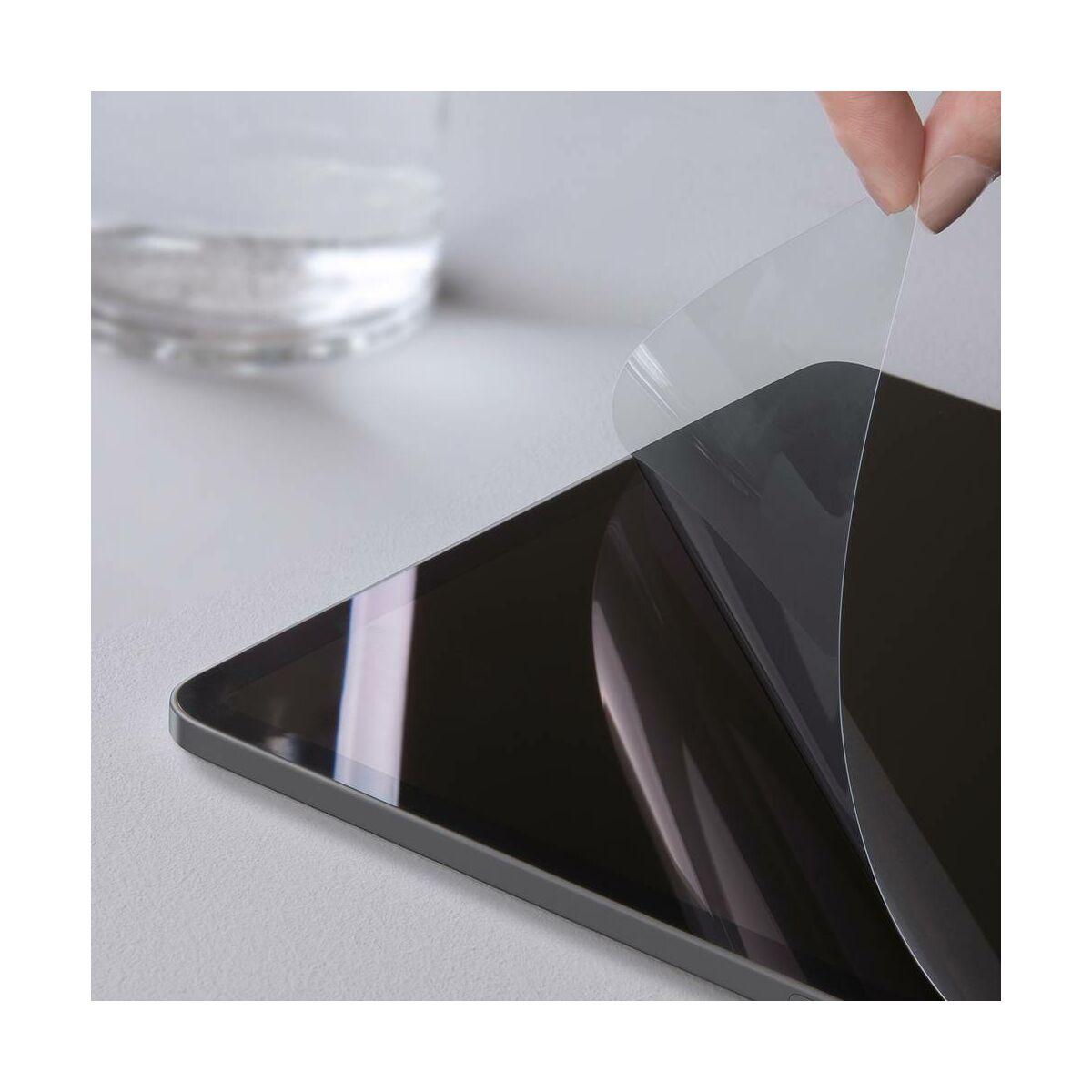"""Baseus iPad 10.2"""" 0.15 mm, kijelzővédő fólia (2019 modell), átlátszó (SGAPIPD-FZK02)"""