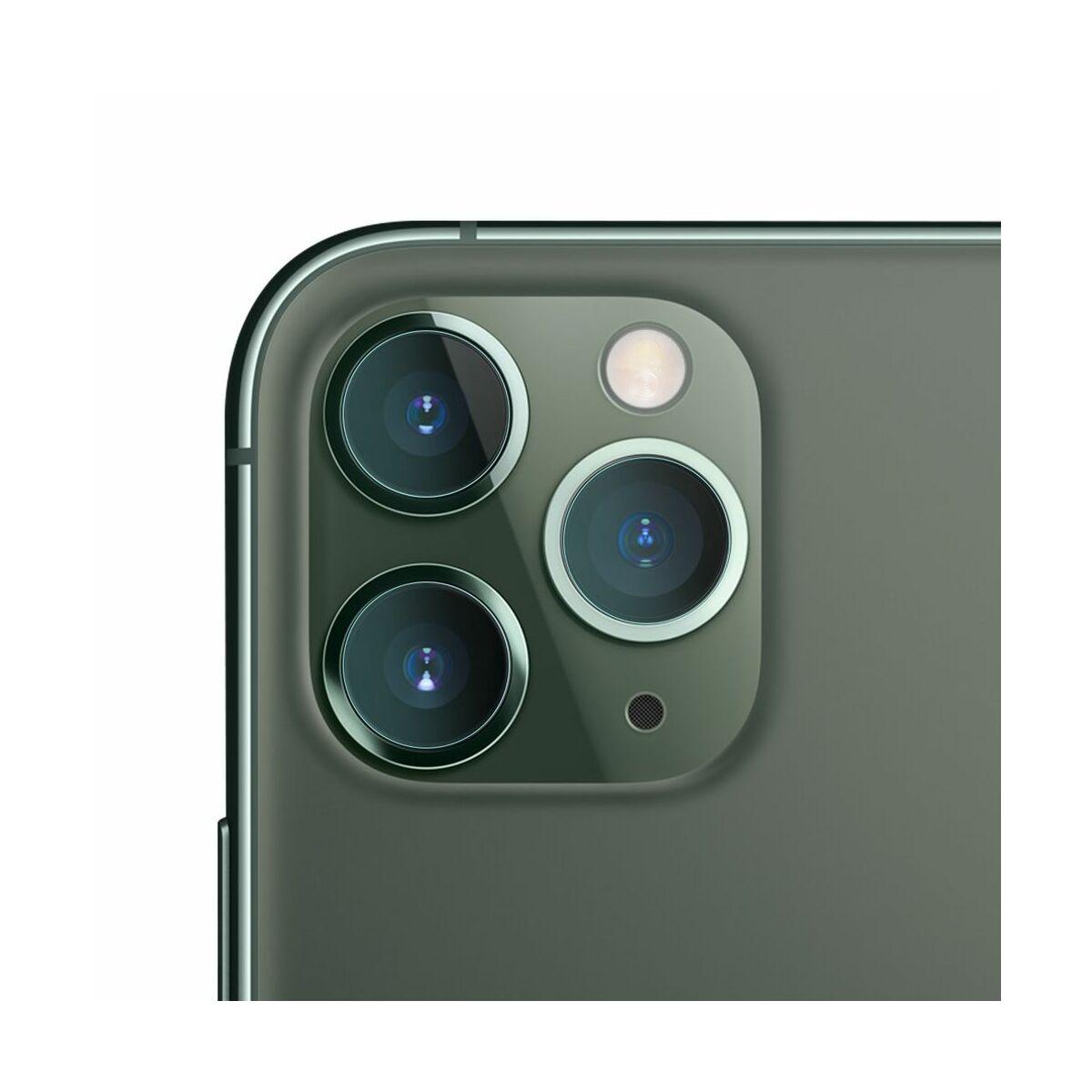 Baseus iPhone 11 kamera lencse üveg fólia 0.15 mm, átlátszó (SGAPIPH61S-JT02)