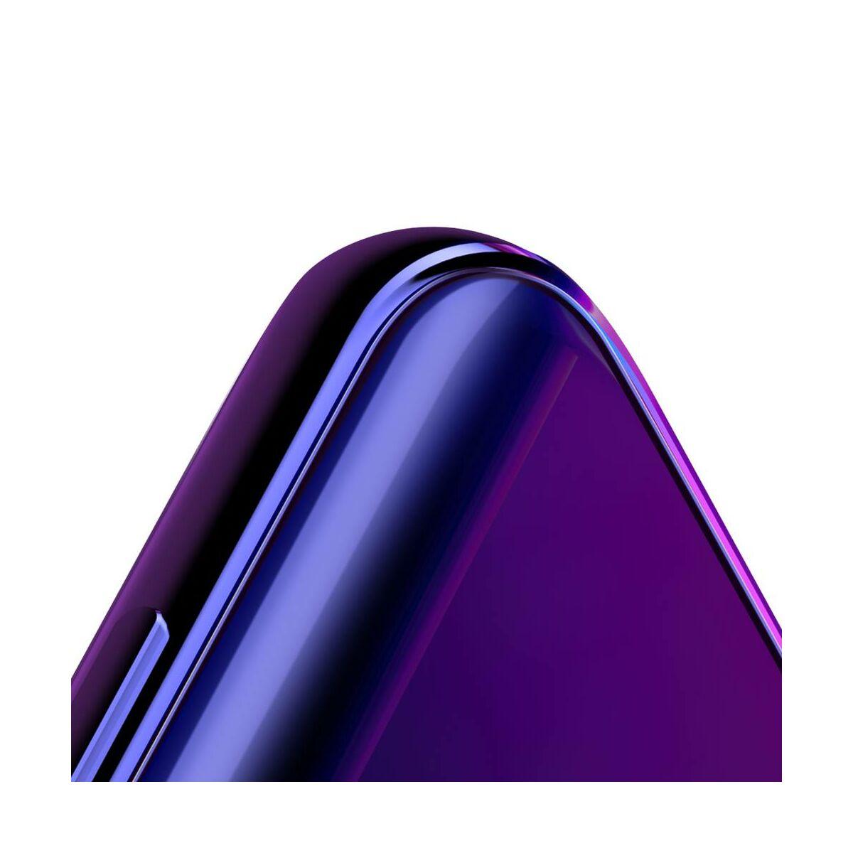 Baseus Samsung S10 0.15 mm, teljes felületre kékfény szűrős kijelzővédő film, fekete (SGSAS10-KR01)