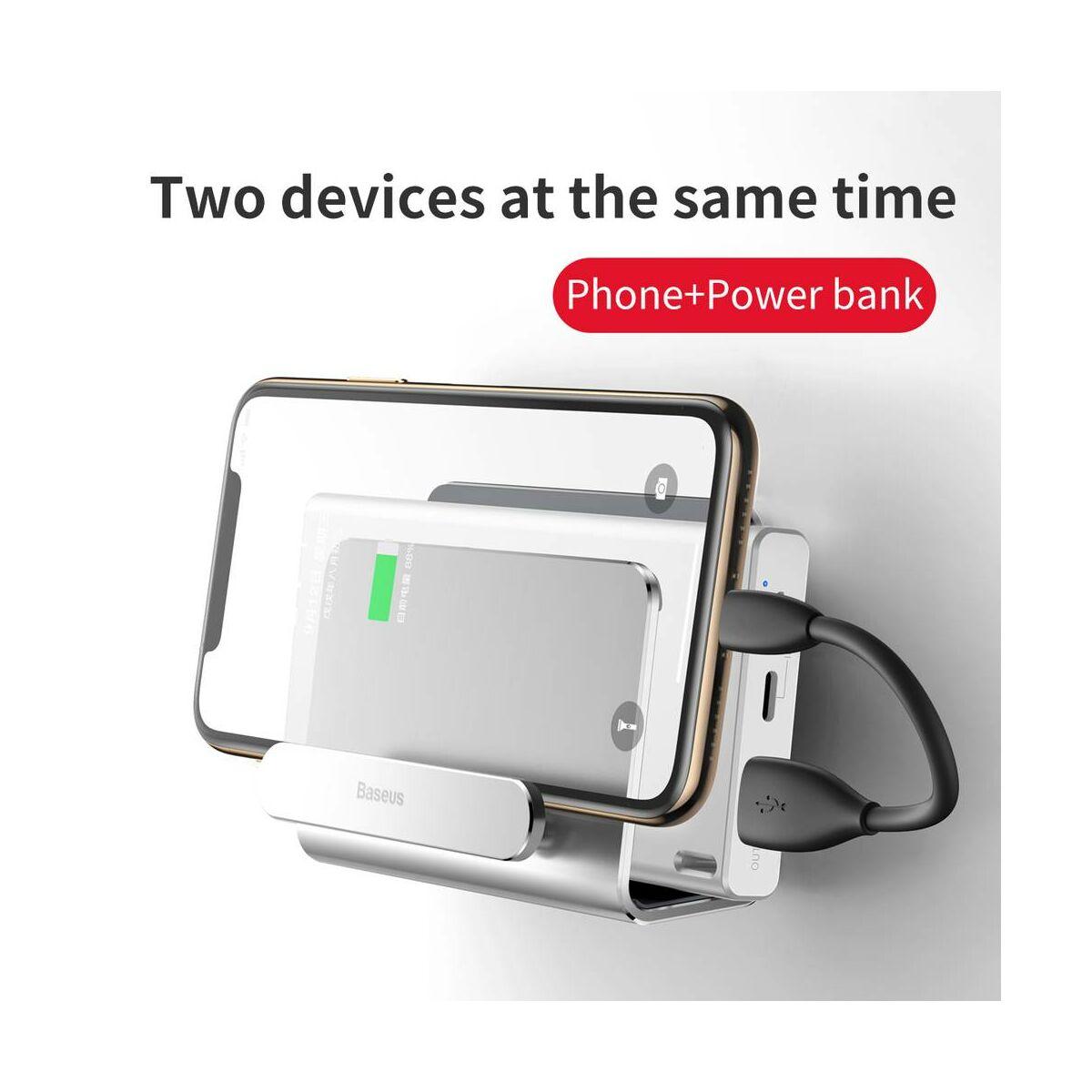 Baseus Univerzális fali telefontartó, asztro szürke (SUBG-0G)