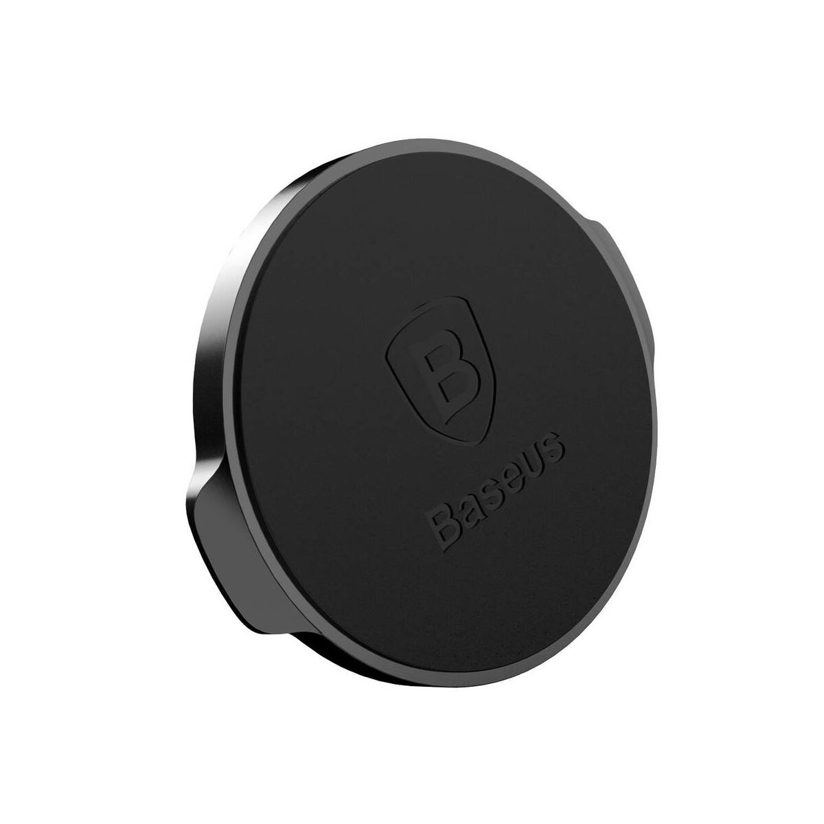 Baseus autós telefontartó, Small Ears series mágneses, műszerfalra, fekete (SUER-C01)