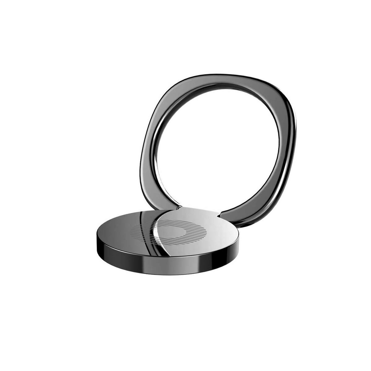 Baseus Privity series gyűrű Privity mágneses tartóhoz, fekete (SUMQ-01)