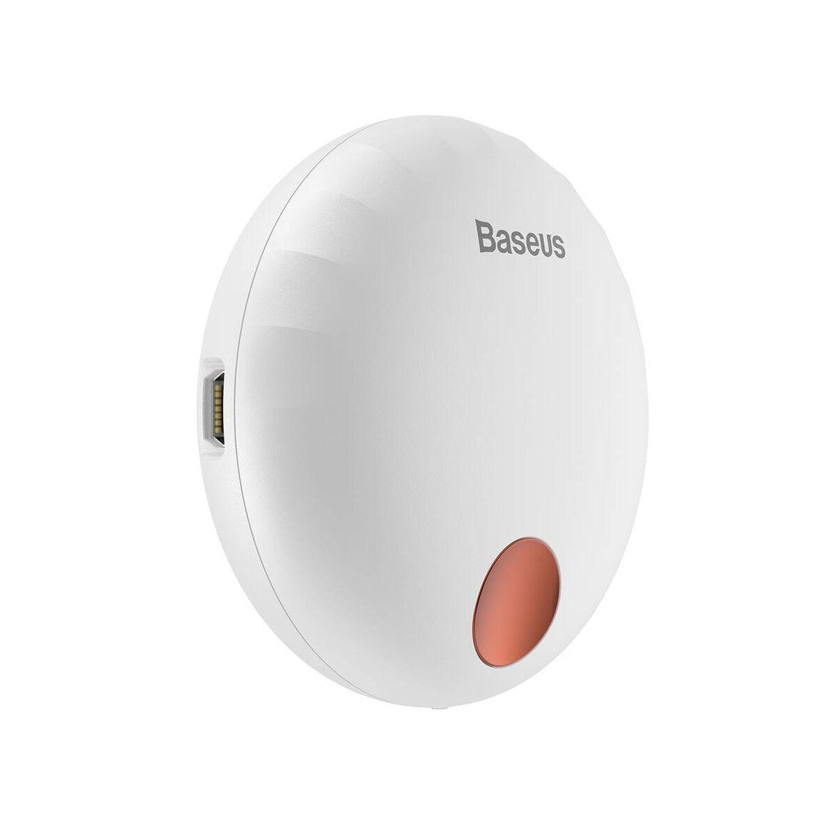 Baseus otthon, Flower shell Aromaterápiás illatosító, fehér (SUXUN-HB02)