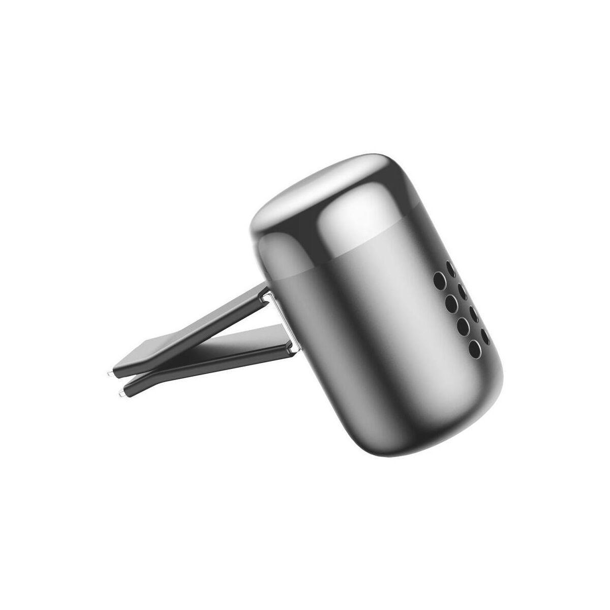 Baseus autós illatosító, Little Fatty, ezüst (SUXUN-PD0S)