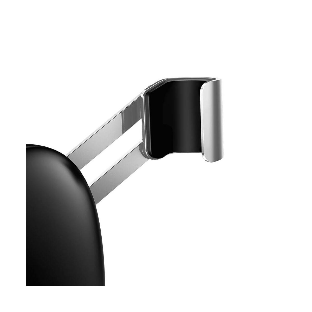 Baseus autós telefontartó, Mini gravity holder, ezüst (SUYL-G0S)